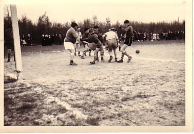 Un match entre anciens et jeunes sucéens en 1959