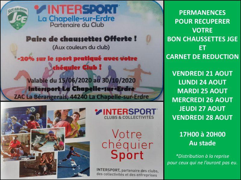 Bon Chaussettes Intersports