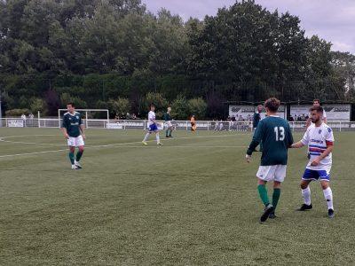 Victoire 4-0 de l'équipe 1ère en Coupe des Pays de La Loire